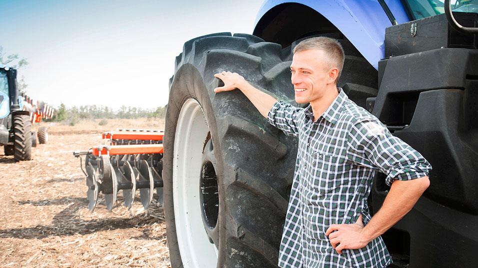 Chef d'exploitation agricole