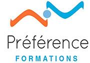 Logo Préférence Formation