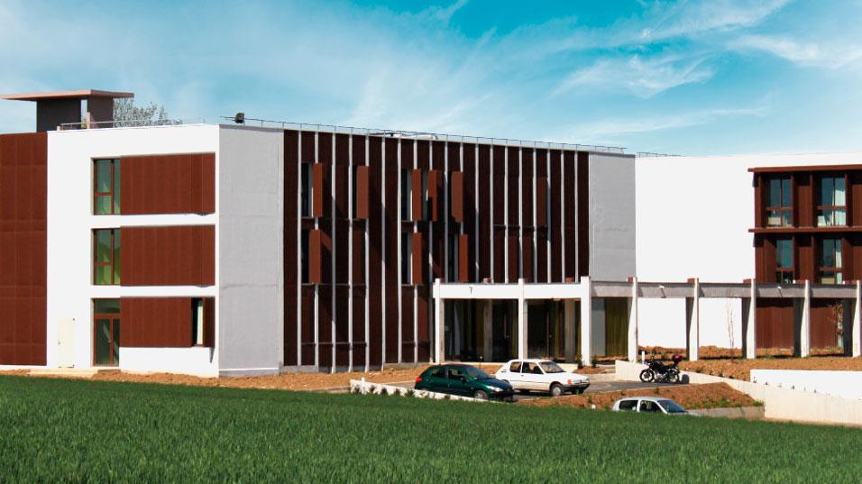 Bâtiment CFPPA - UFA