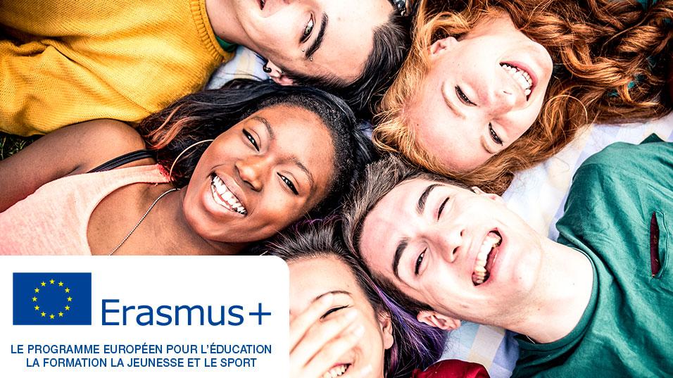 Lycée : programme Erasmus